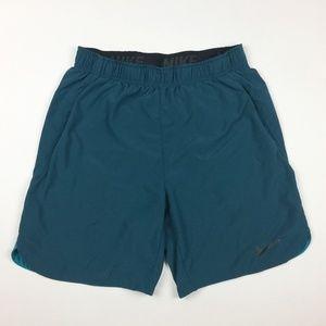 "Nike Flex Vent 8"" Training Athletic Shorts"